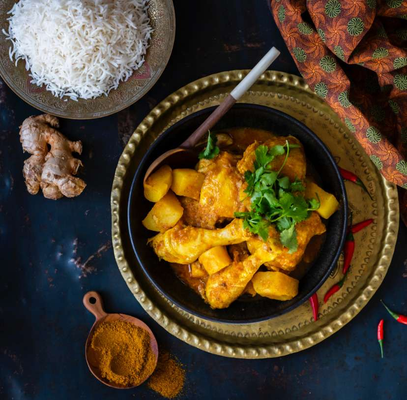 MAKE CURRY LIKE A PRO